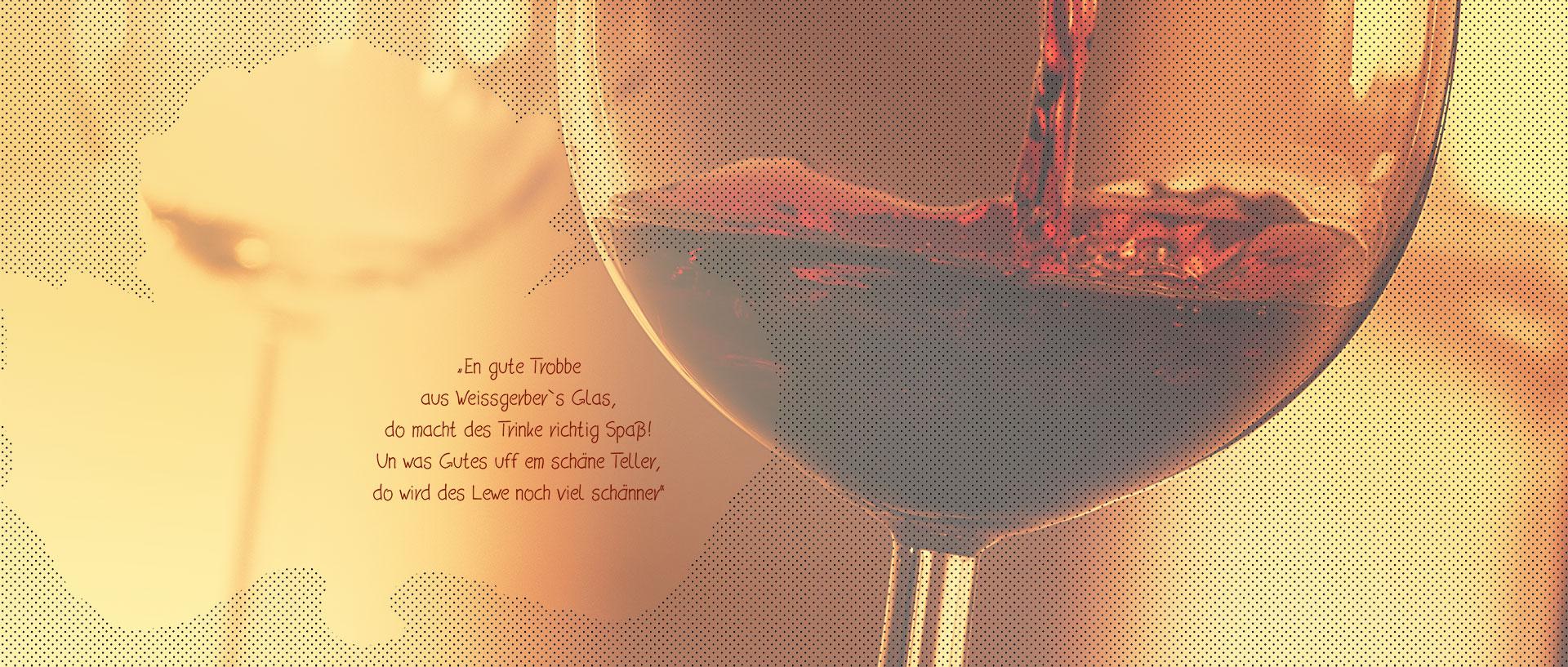 Weissgerber Gläser slider Bild 3