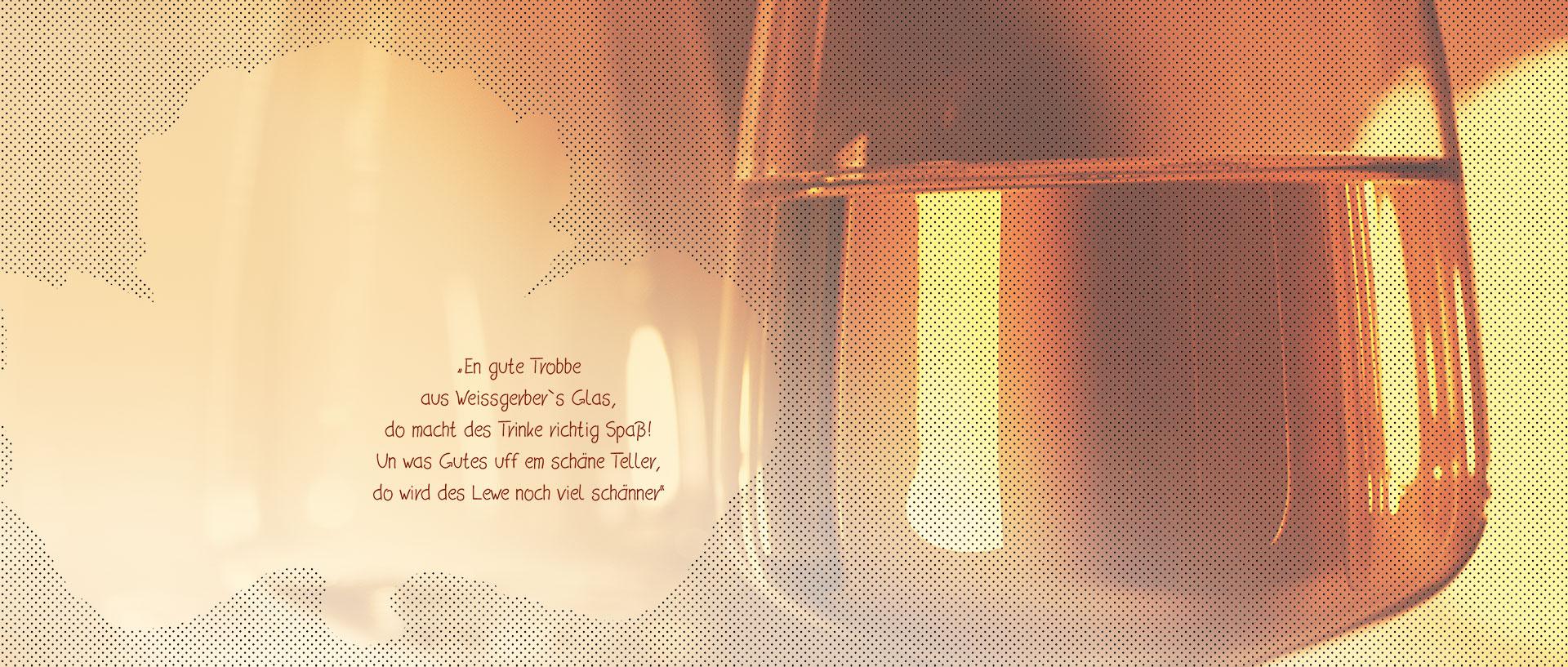 Weissgerber Gläser slider Bild 7